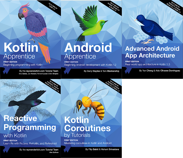 Android And Kotlin Bundle