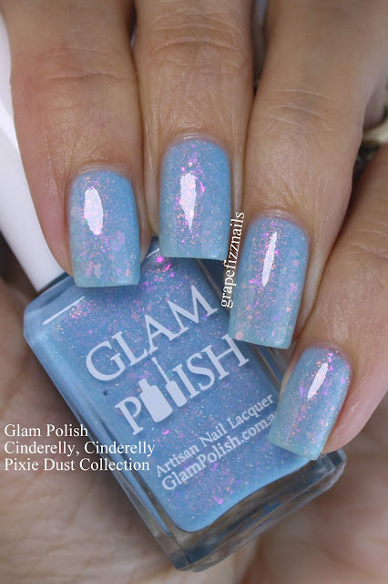 Glam Polish Cinderelly, Cinderelly