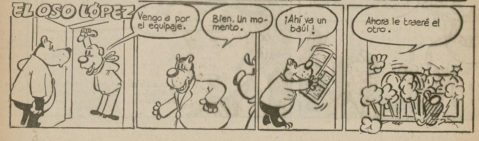 El Oso Lopez Jan Yumbo nº 230