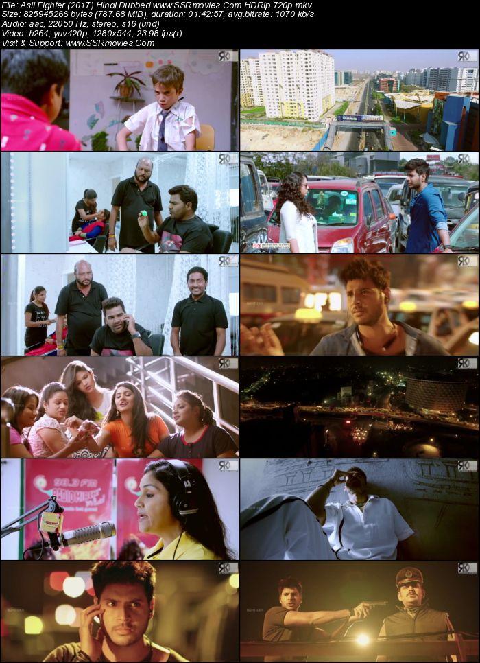 Asli Fighter 2017 Hindi Dubbed Hdrip 720p 800mb Ssr Movies