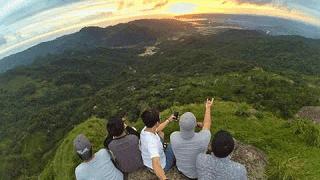 Puncak Gunung Lanang Pacitan