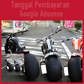 Tanggal menerima pembayaran Google Adsense