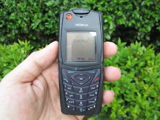 Hape Jadul Nokia 5140i Seken Mulus Kolektor Item