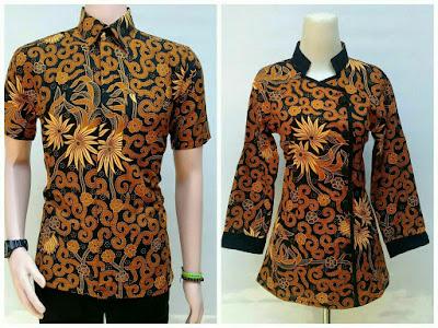 Gaun Batik Modern Batikdlidir