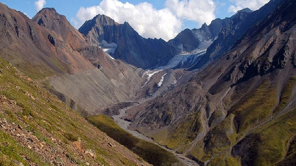 Denali National Park (2004) - Photos of Alaska Then And Now. This is A Get Ready to Be Shocked When You See What it Looks Like Now.