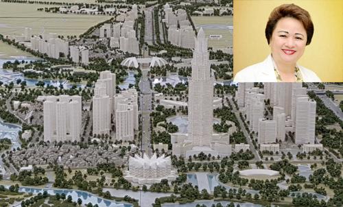 Tháp tài chính Phương trạch toàn cảnh- Tower cao 108 tầng tại Vĩnh Ngọc Đông Anh