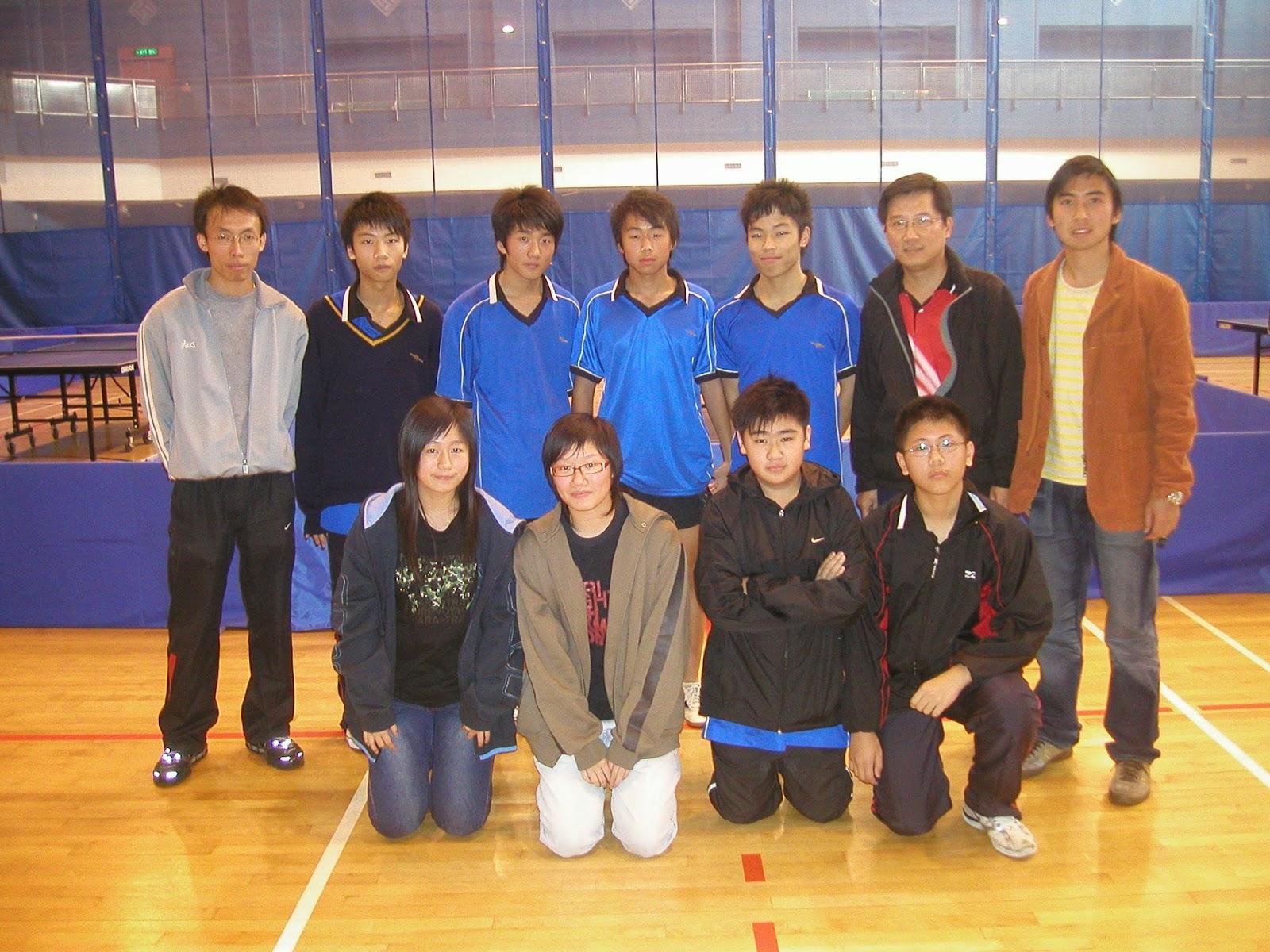 乒乓球教練