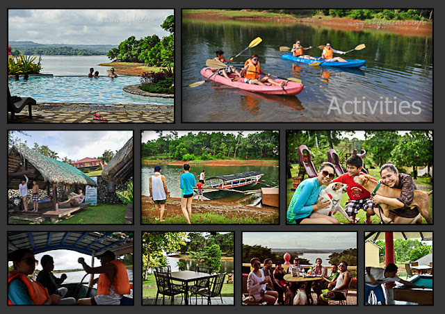 Activities at Porta Verde Resort
