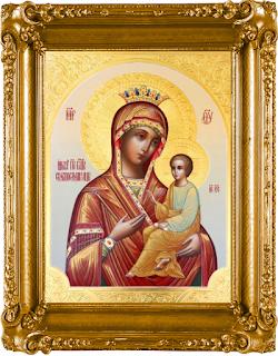 икона Богоматерь Скоропослушница