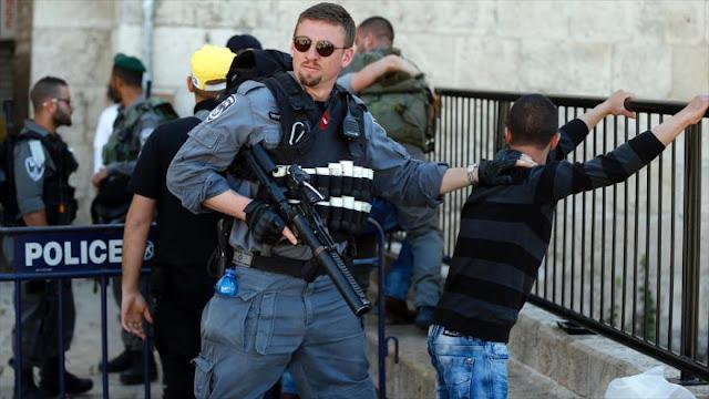 """""""Nueva norma permite a fuerzas israelíes disparar a palestinos"""""""