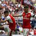 Laporan Dan Cuplikan Gol Pertandingan Arsenal 2-1 Chelsea