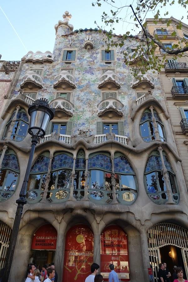 カサ・バトリョ(Casa Batlló)