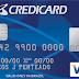 Credicard Visa - Fatura, Cartão