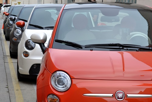 Fiat 500e Wins Total Quality Award