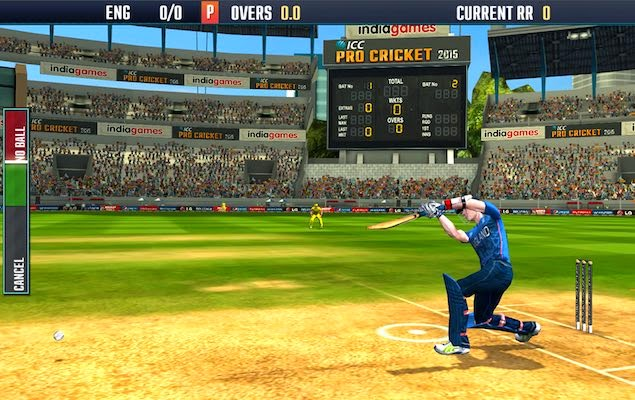 Disney India Announces ICC Pro Cricket 2015 Game for iOS, Android, PC, DTH