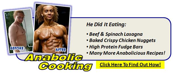 Anabolic Cooking With Breakfast Recipes