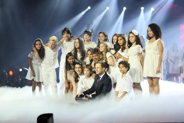 Tiago Leifert convida para estreia 'The Voice Kids Brasil (Foto: Isabella Pinheiro/Gshow)