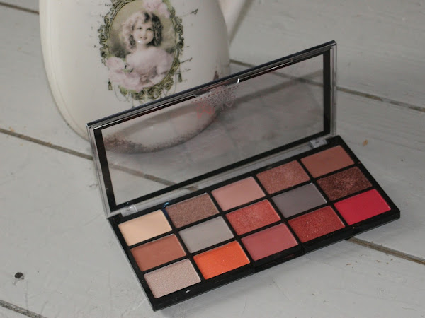 The £5 eyeshadow palette you need in your life!