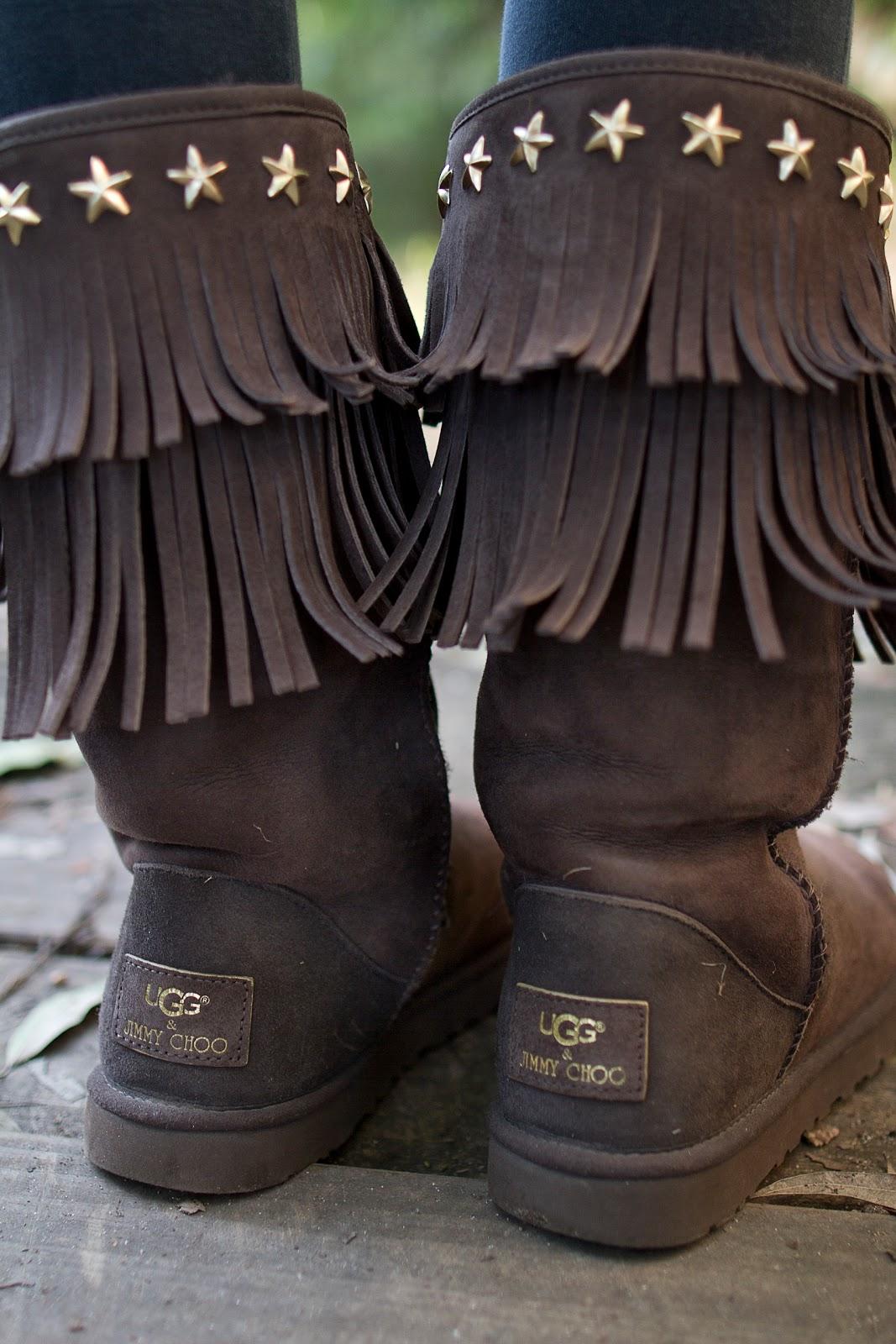 3eb7c5b596b SHOP-AHOLICS ANONYMOUS: ALL MINE Jimmy Choo 'Sora' Ugg Boots