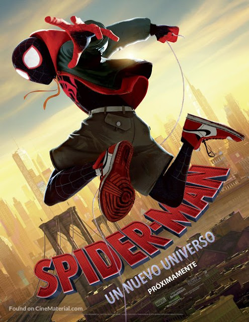 Spider-Man: Into the Spider-Verse |Hindi Dual Audio  HDRip 480p ESub x264
