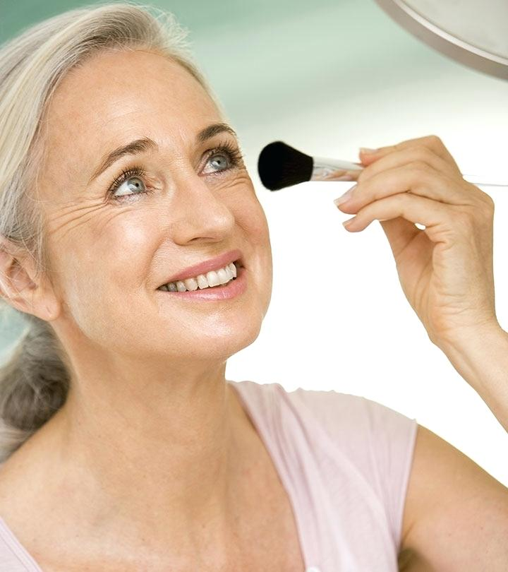 6 Easy Makeup Tips for Women in Their 50s