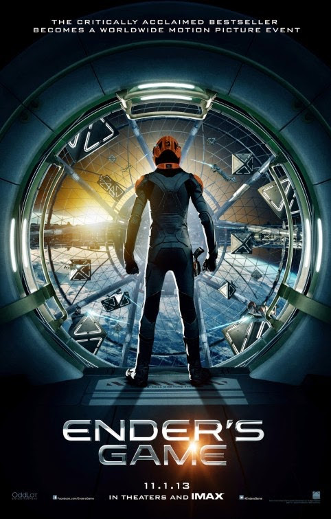 Ender's Game (2013) Review.