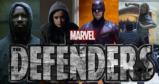 Marvel's The Defenders ONLINE subtitrat