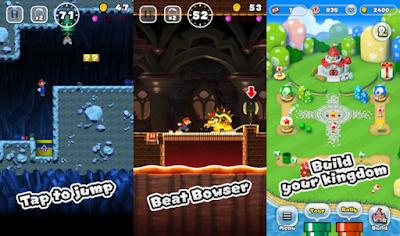 Super Mario Run Apk Mod Terbaru