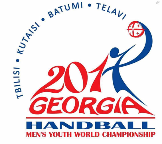 Mundial Handball Juvenil 2017 - Georgia