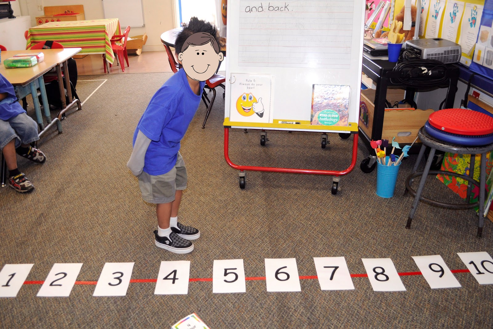 Mrs Ricca S Kindergarten Subtraction Action Freebies
