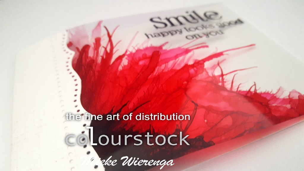 Colourstock Smile Happy Looks Good On You