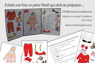 Calendrier De L Avent Histoire.Ma Tchou Team Noel Approche Preparation Du Calendrier