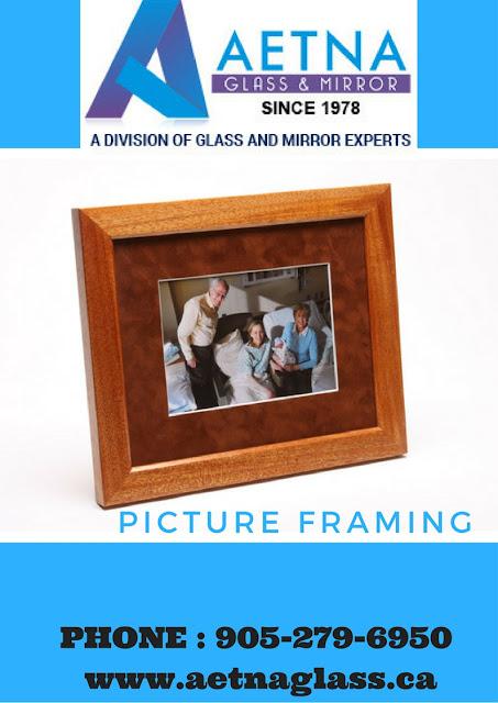 Custom Picture frame Mississauga