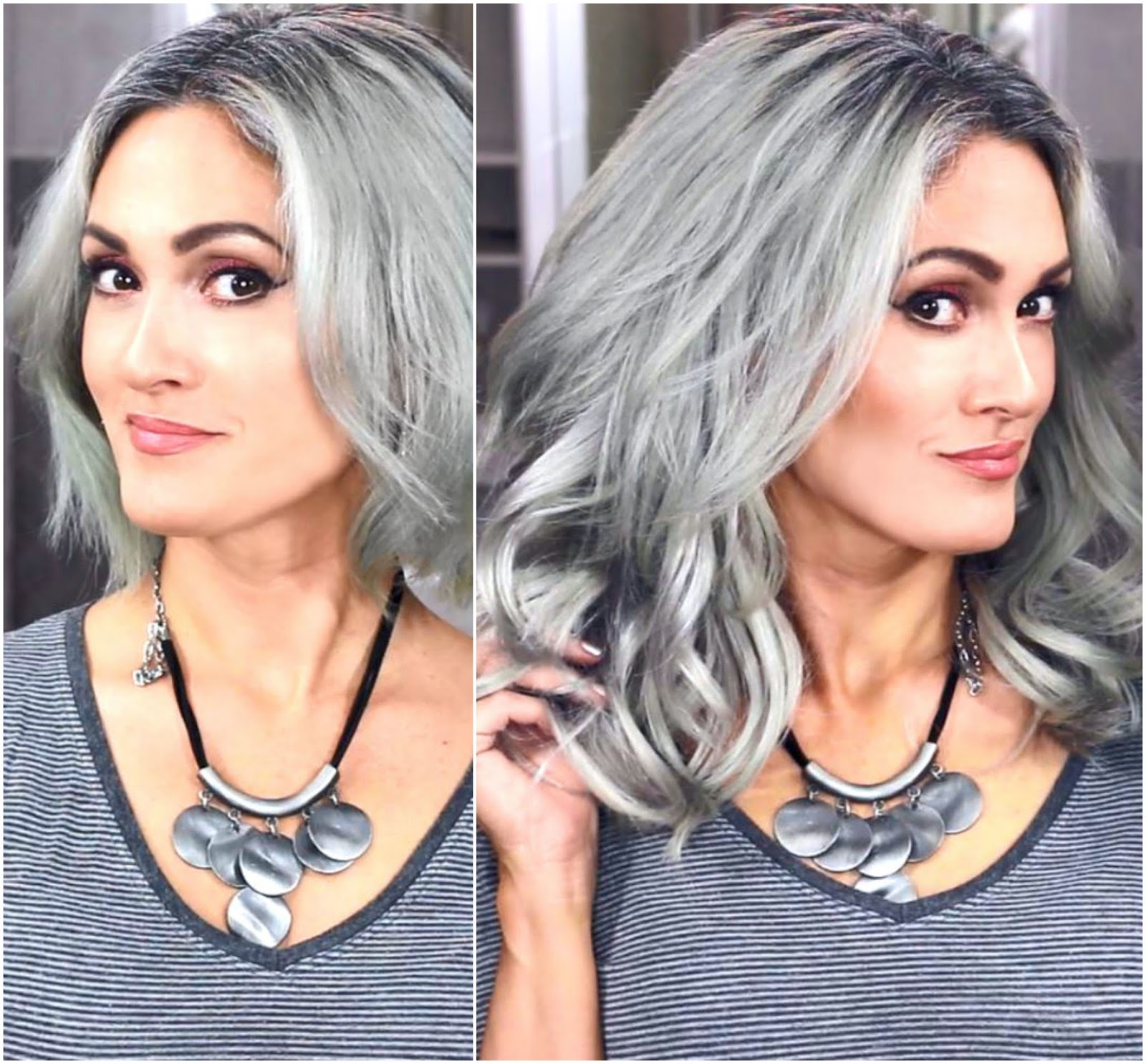Beauty101bylisa How To Blend Clip In Hair Extensions Giveaway