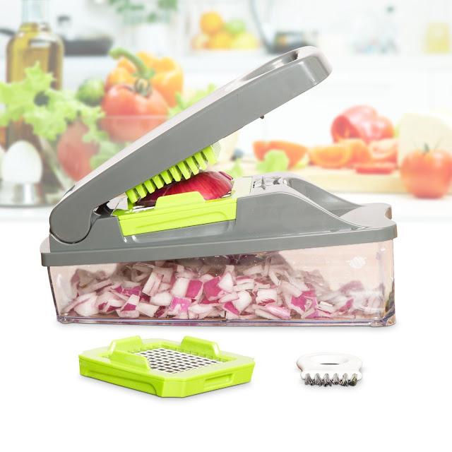 4 Đồ dùng cho nhà bếp tiết kiện thời gian cho việc nấu ăn