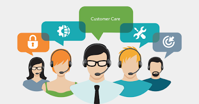 Customer Care of the Bank