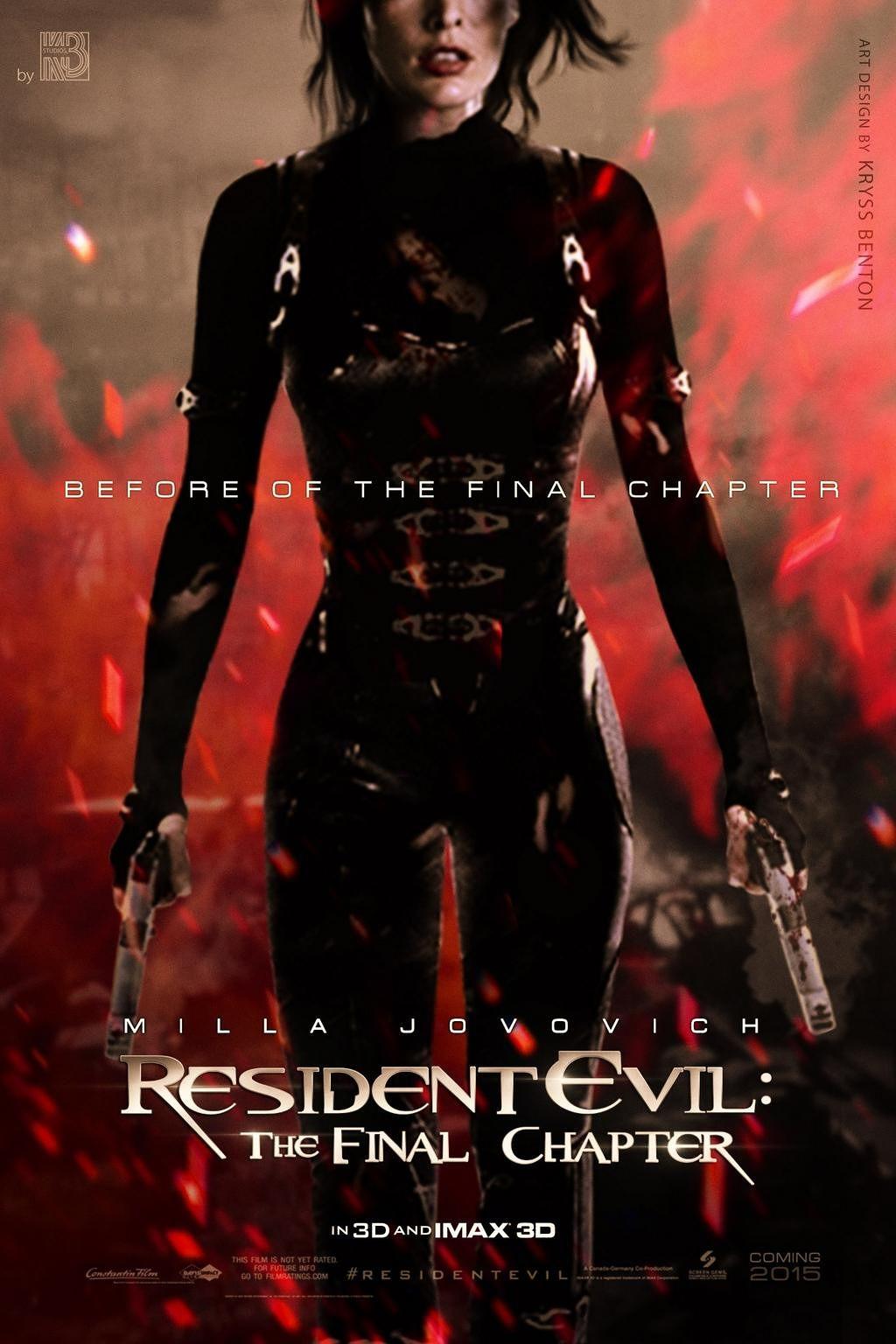 descargar Resident Evil 6 El Capitulo Final pelicula completa hd latino español