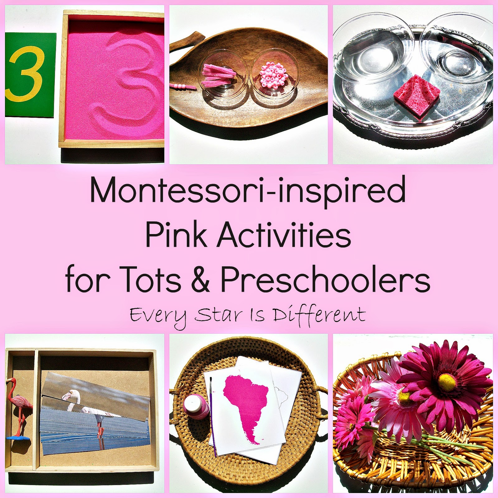 Montessori Inspired Continent Amp Country Activities