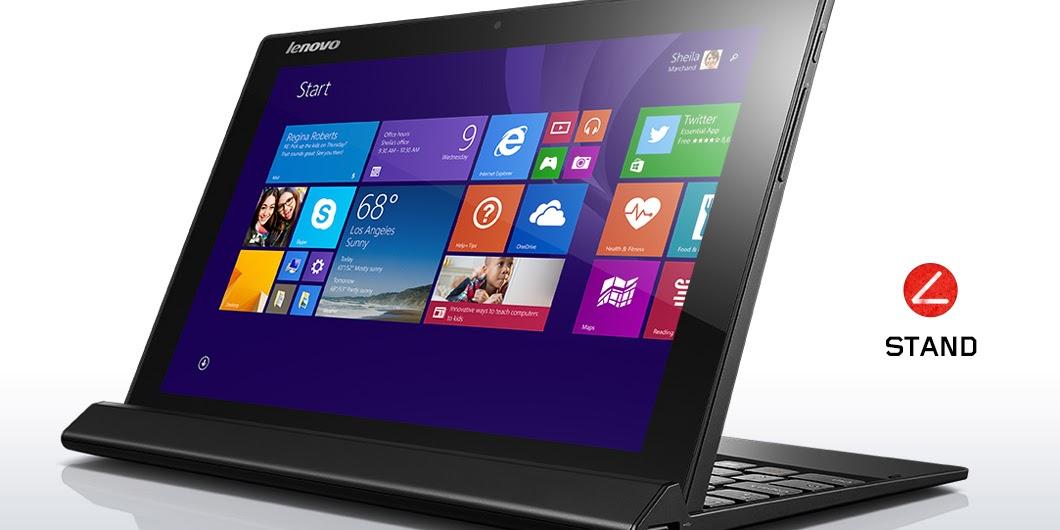 Kelebihan dan kekurangan Lenovo Miix 3 Terbaru 2017, Spesifikasi OS Windows 8