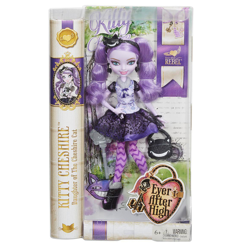 EAH Core Royals Rebels Kitty Cheshire Doll