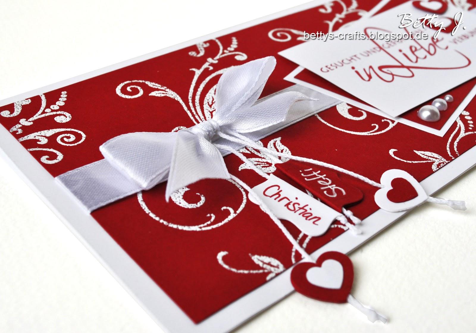 Hochzeitseinladungen rot weiss hochzeit