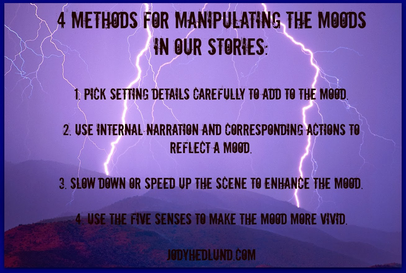 Author Jody Hedlund Manipulating The Moods Of Our Stories