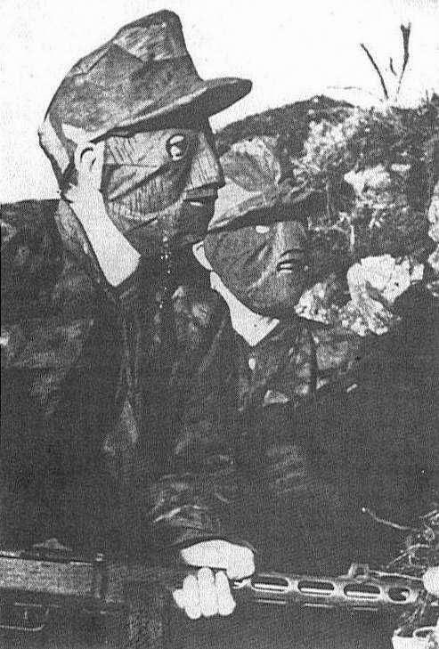 east german gas mask