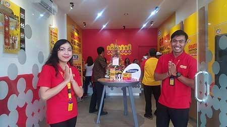 Alamat & Nomor Telepon Galeri Kantor Indosat Denpasar