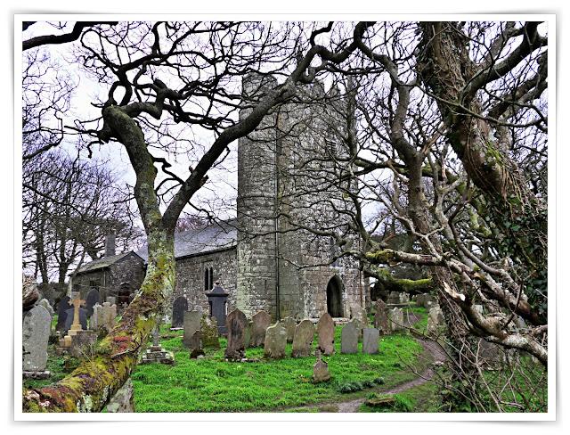 St Dennis Church, Cornwall