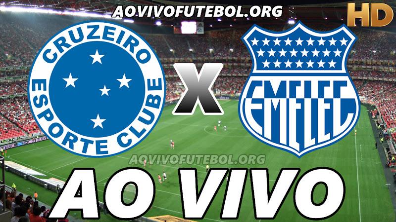 Assistir Cruzeiro vs Emelec Ao Vivo HD