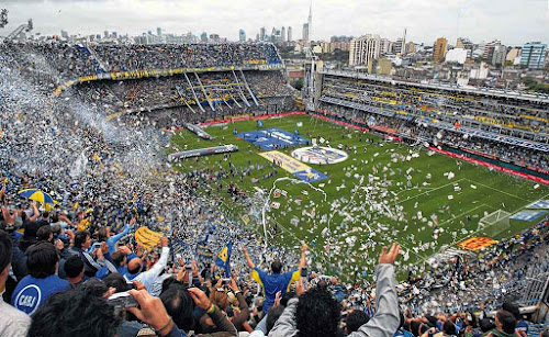 Torcida do Boca Juniors