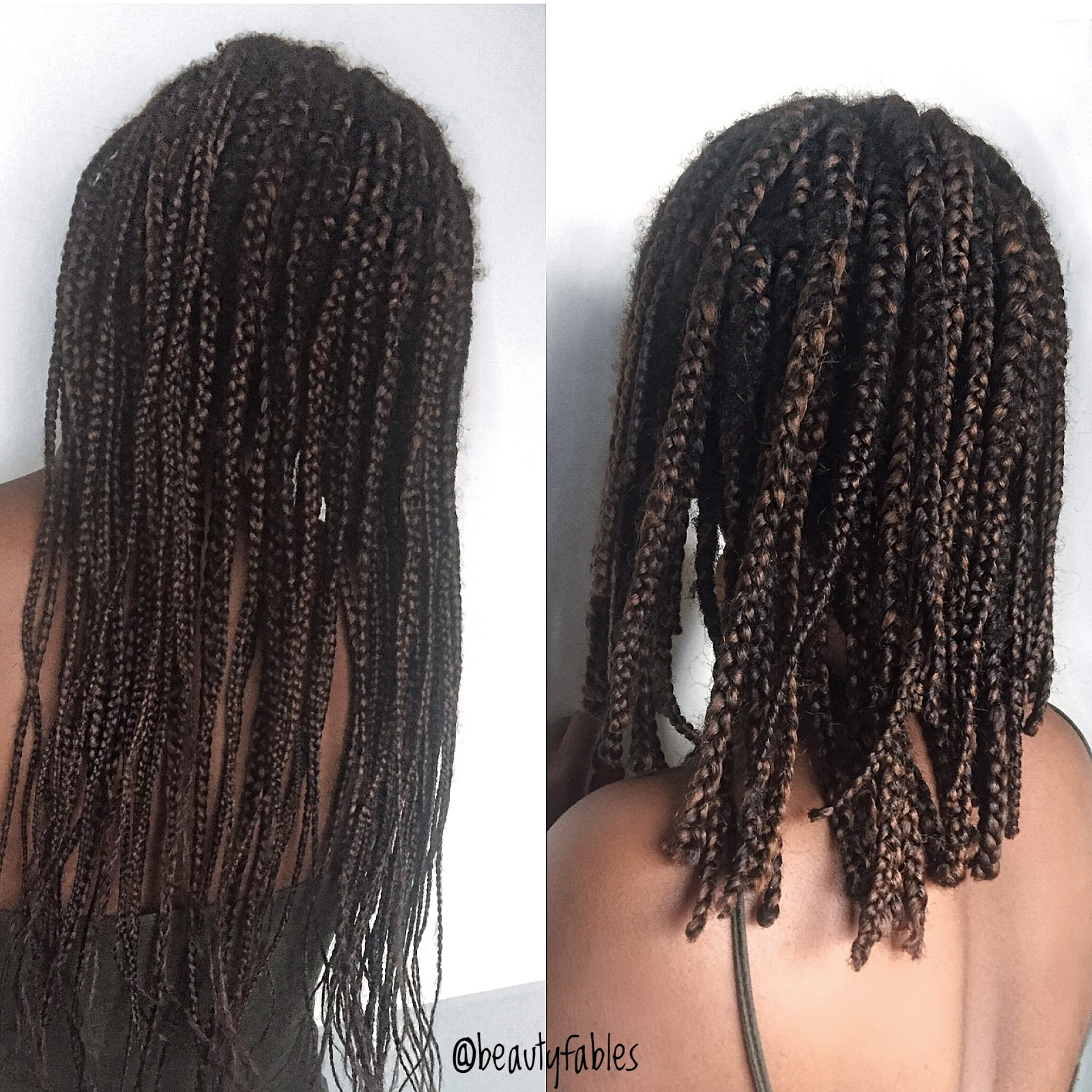 Hair Hack How To Get Rid Of Braids Dirt Knot For Painless Comb