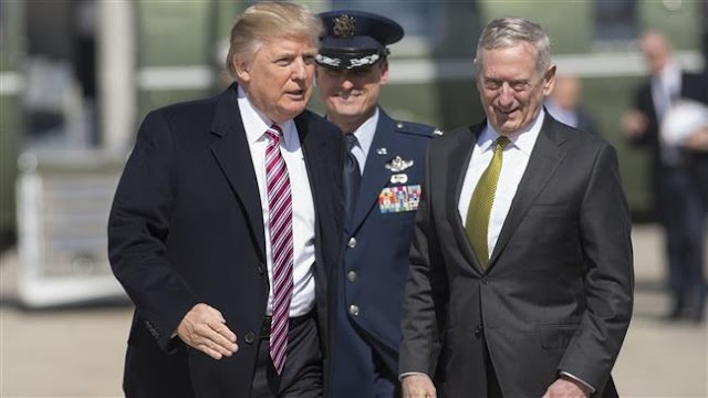Over 3,000 extra US troops deployed to Afghanistan: Defense Secretary James Mattis
