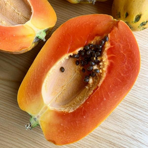 Buah pepaya kaya vitamin A yang bermanfaat